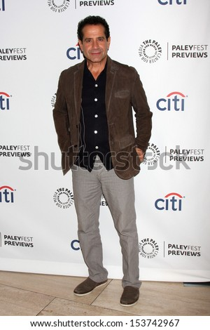 "Tony Shalhoub at the PaleyFest Previews:  Fall TV CBS - ""We Are Men,"" Paley Center for Media, Beverly Hills, CA 09-06-13"