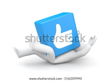 Too much popularity - stock photo