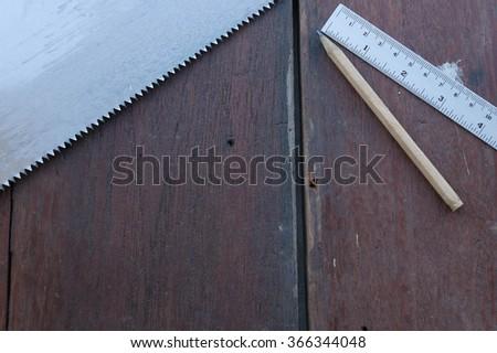tool background - stock photo