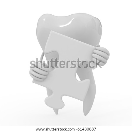 tooth and puzzles