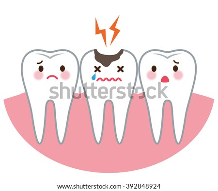 tooth men and tooth decay