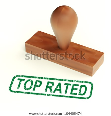 Top Rated Rubber Stamp Shows Premier Products - stock photo