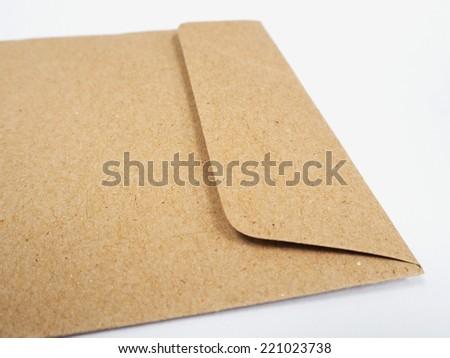 top secret envelope - stock photo