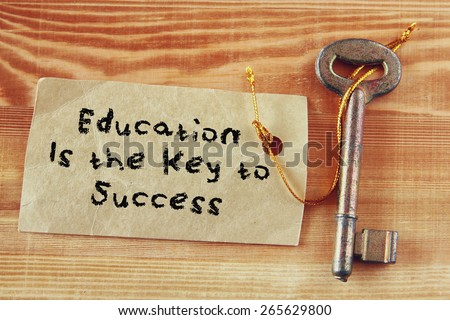 Essay about education is the key to success