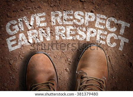 Respect Stock Photos, Royalty-Free Images & Vectors - Shutterstock