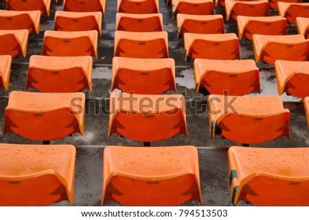 stadium chairs stock images, royalty-free images & vectors