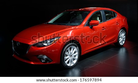 mazda 3 stock images royalty free images vectors shutterstock. Black Bedroom Furniture Sets. Home Design Ideas