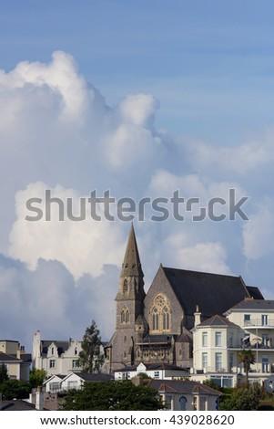 Torquay, Devon, England - stock photo