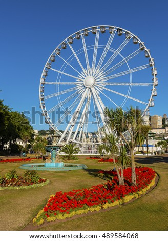 Torquay Eye, Torquay, Devon, UK