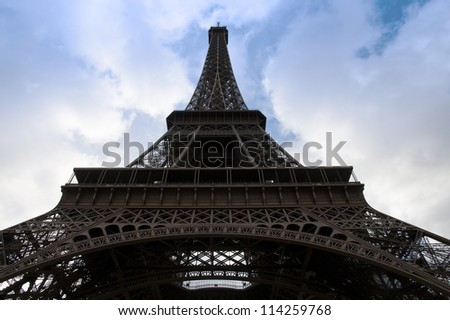 Tour Eiffel, Paris France