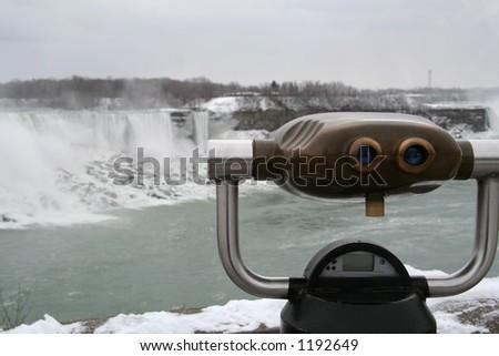 Tourist View - stock photo