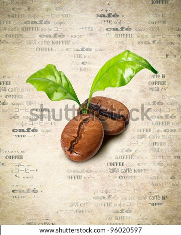 Bean leaf stock images royalty free images vectors for Green in different languages