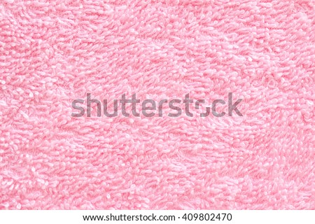 Towel Cloth Texture Close up