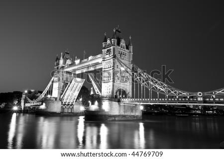 Tower Bridge - stock photo