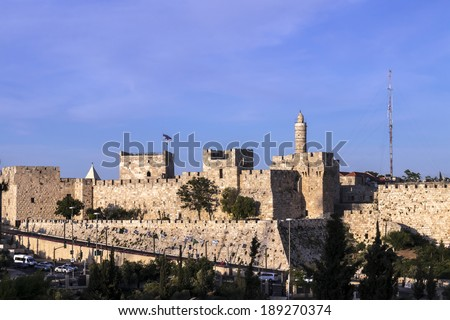 Tower of David - Jerusalem