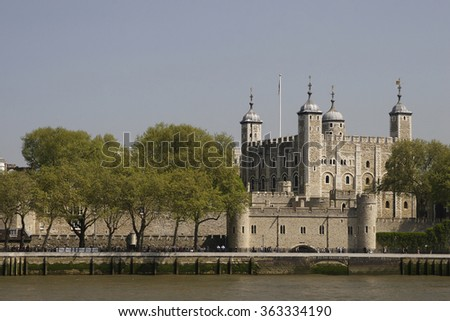 Tower of London.England, Great Britain
