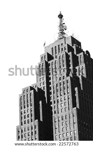 Tower of Power - stock photo