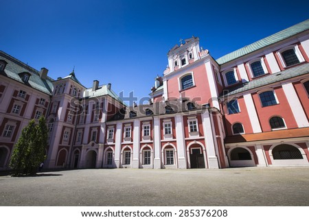 Town Hall in Poznan, Poland - stock photo