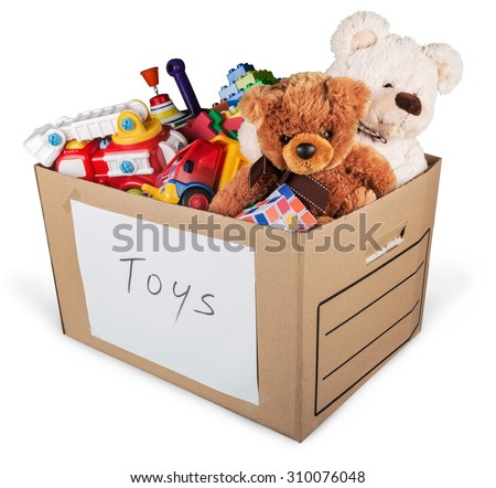 Toy. - stock photo