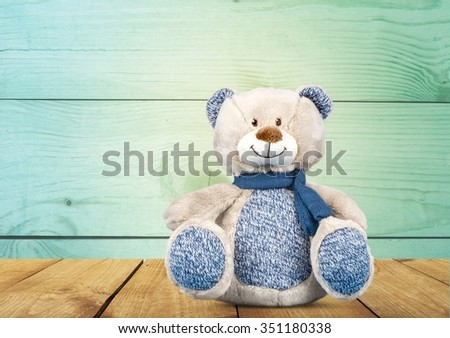 Toy. - stock photo
