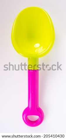 toy. Beach baby toys on the background. - stock photo