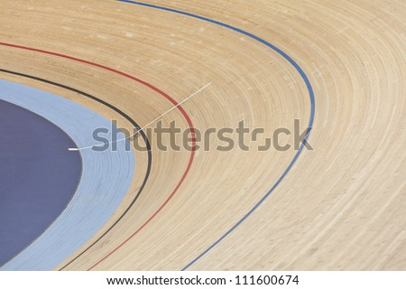 Track at Velodrome