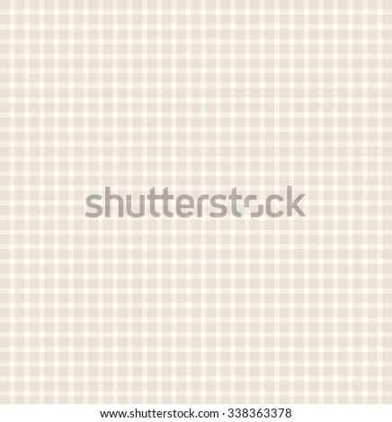 Traditional background checkerd with colours brown and white - stock photo