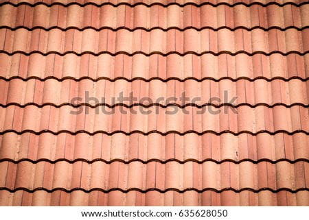 Elegant Traditional Cement Roof Tiles