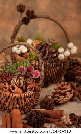 Traditional Christmas decoration