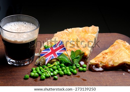 Traditional English Pie