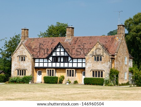Tudor Style Roof Stock Images Royalty Free Images