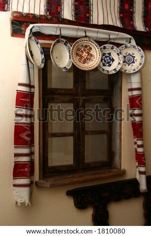 Traditional Romanian Interior