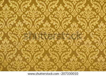 Traditional Thai style art texture background - stock photo