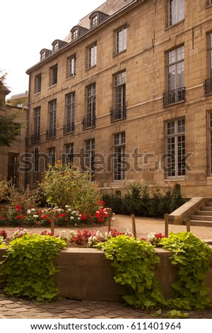 Apartment Building Courtyard urban courtyard stock images, royalty-free images & vectors