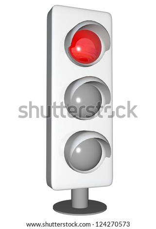 TRAFFIC LIGHTS - 3D