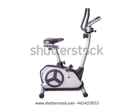 training equipment.isolated,with clipping path