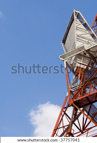 transmitter - stock photo