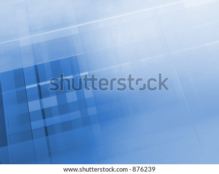 Transparent geometric trails background.