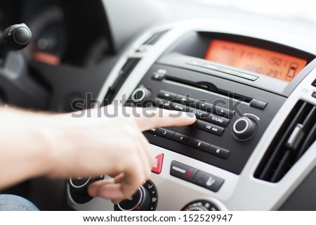 Car Stereo Stock Images Royalty Free Images Vectors Shutterstock