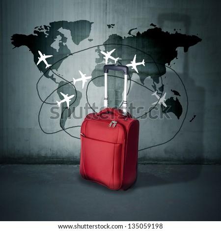 travel concept - stock photo
