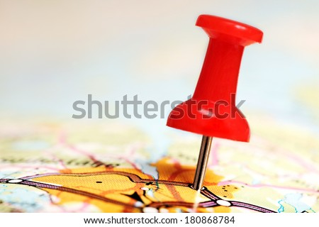Travel Destination - stock photo