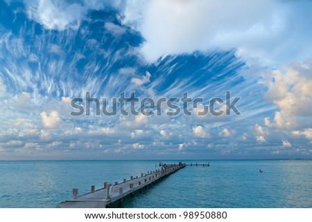 Travel destination - stock photo