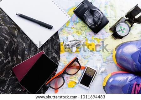trip planner international