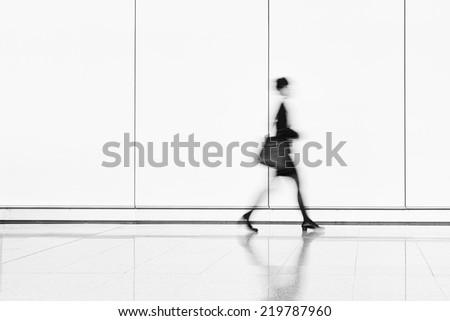 Traveler - stock photo