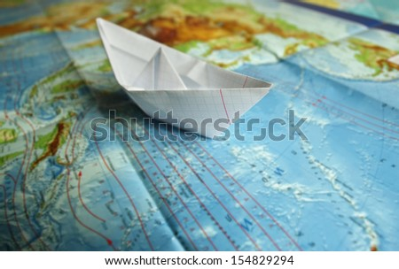 Traveling concept - stock photo