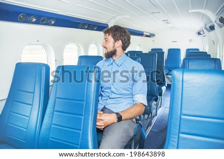 Travelling with comfort - stock photo