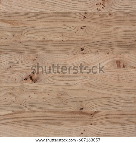 Asian knotty wood