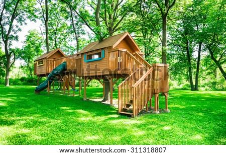 tree house - Kids Tree House