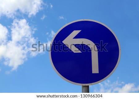 trend-arrow - stock photo