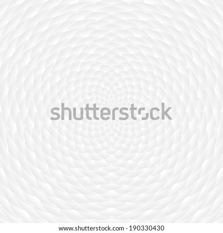 Trendy white background for your project